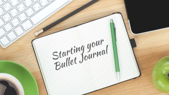 How To Start Creating Your Bullet Journal And Join The New ...