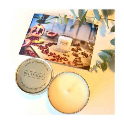 relaxation candle for got2jot gift box