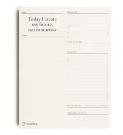 Daily to do list pad