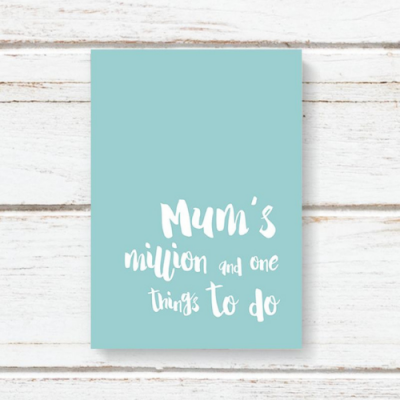 Busy Mums Notebook